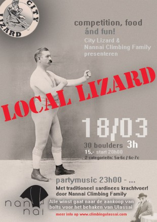 Lizard Local